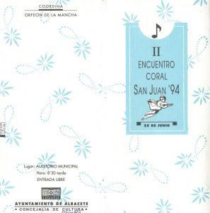 ECSJ 1994