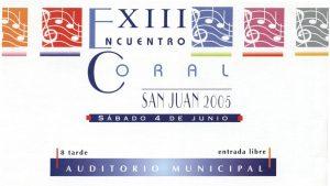 ECSJ 2005