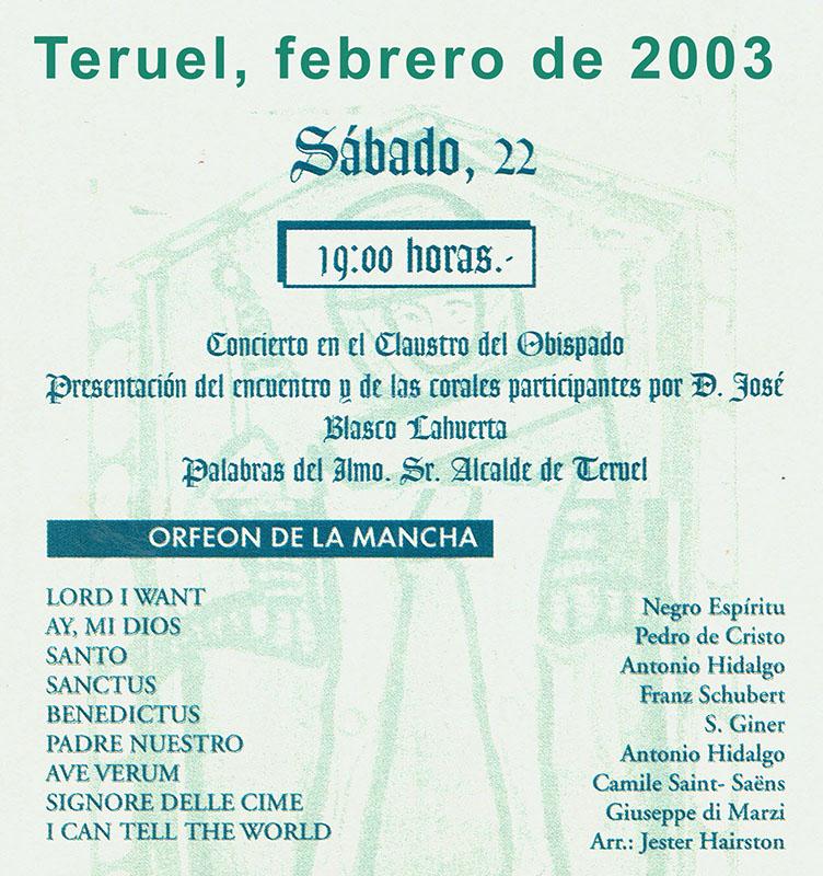 2003-FEB-Teruel